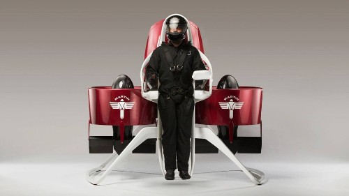 First ever public jetpack company zooms onto Australian Stock Exchange
