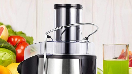 This juicer provides nutrition for the whole day — and it's on sale for over $50 off on Amazon