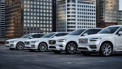 Volvo vows to go all-electric by 2019