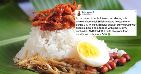 This woman described nasi lemak as 'wickedly bad' and the Internet was not having it. - Culture