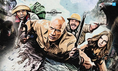 Jumanji: The Next Level Review: Dwayne Johnson And Kevin Hart's Performances Enriches This Coming-Of-Old-Age Adventure - Entertainment