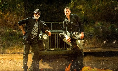 Rajinikanth's 'Into The Wild With Bear Grylls' New Teaser Is Here!