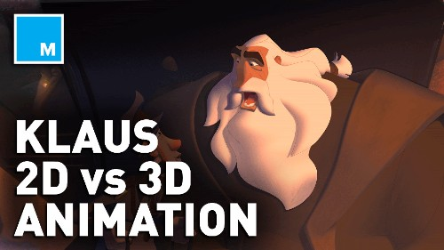 'Klaus' Director Sergio Pablos Weighs In On The 2D vs 3D Animation Debate - Entertainment