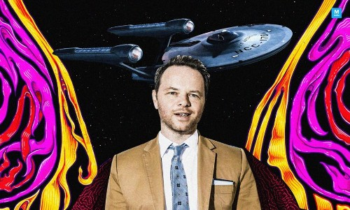 Beam Us Up Already Because Noah Hawley Is Writing And Directing 'Star Trek 4' - Entertainment