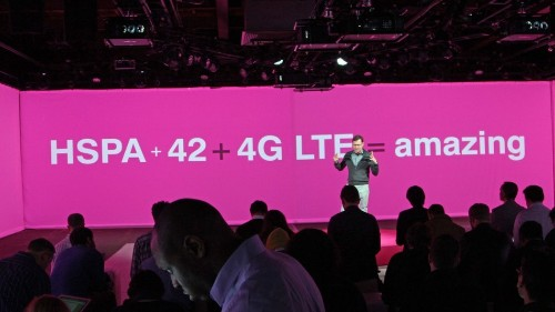 T-Mobile Launches 4G LTE Network