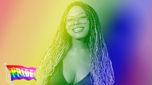 YouTuber Kat Blaque on Pride, identity, and what it means to go viral