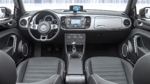 Volkswagen Teams Up With Apple on iBeetle