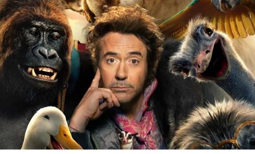 'Dolitte' Trailer: Robert Downey Jr. Makes A Weird Comeback After Iron Man