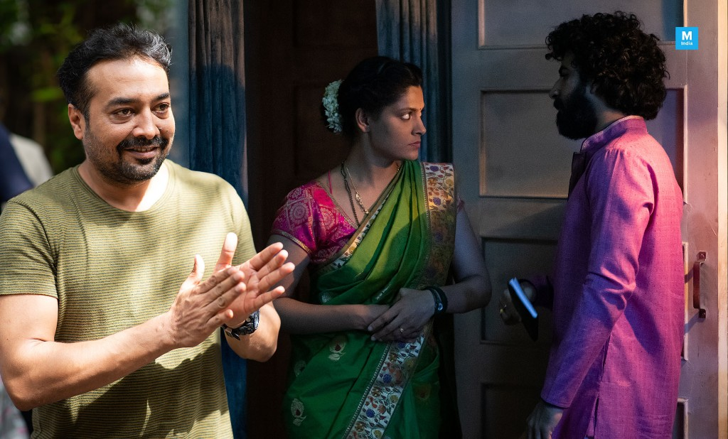 Exclusive: Anurag Kashyap On 'Choked's Subtle Criticism and Visual Storytelling