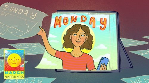 How to make Mondays feel less draining