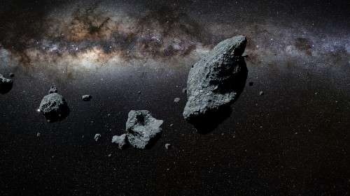 The Asteroid Belt Would Be Crushed By The Sun In A Few Billion Years
