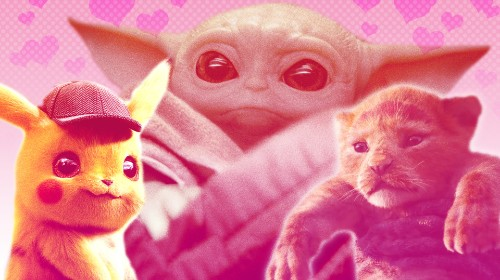 Top 10 Cutest Characters In 2019 Entertainment, Ranked