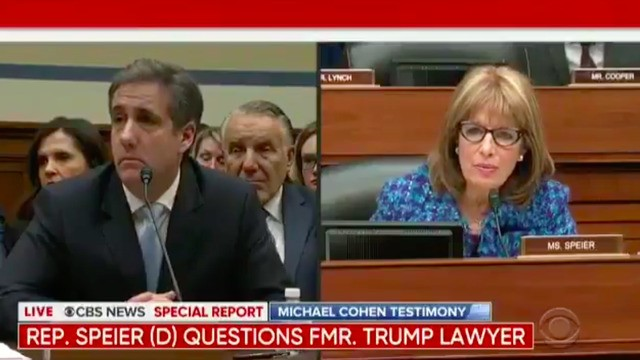Michael Cohen's 'How many times' exchange is now the most relatable meme