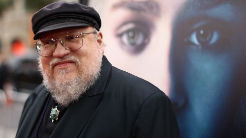George R.R. Martin Releases Chapter From New 'Game of Thrones' Book