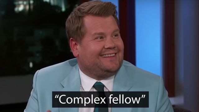 James Corden reveals what it was really like working with Kanye West on 'Airpool Karaoke'