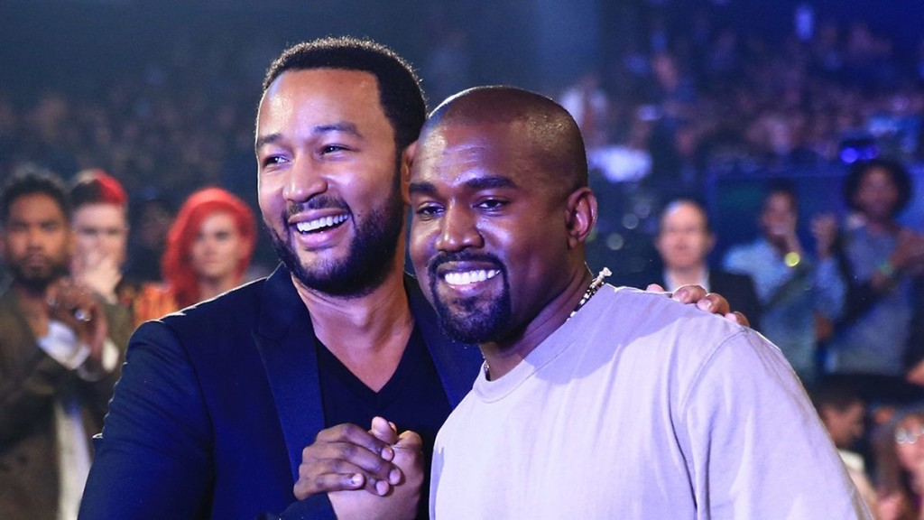 John Legend and Kanye West are no longer friends and here's why