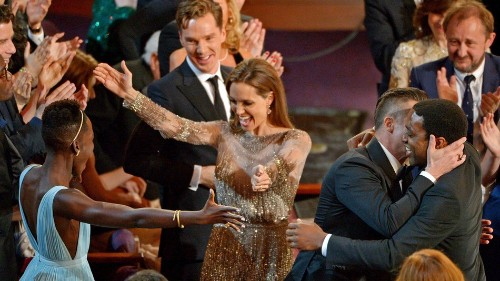 The Best Moments From the Oscars