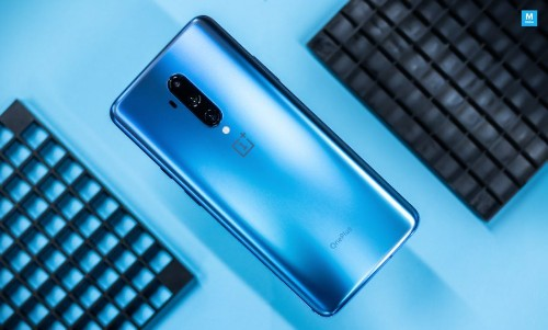 OnePlus 8 Pro Prototype Images Point Towards Inclusion Of A Double Hole-Punch Display