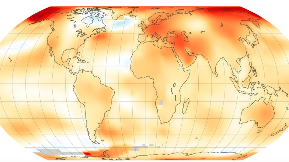 Global Warming - Climate Change - cover