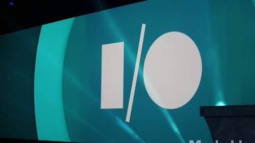 Google I/O 2015 dates set; good luck getting a ticket