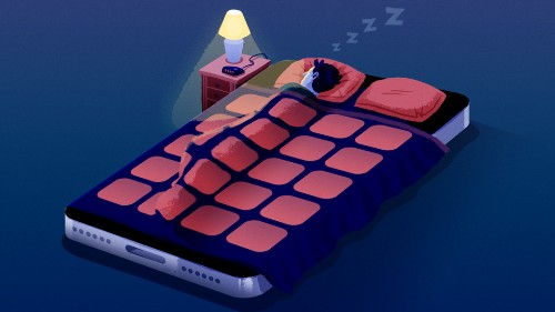 7 Mind-Soothing Apps That Will Help You Sleep Better - Tech