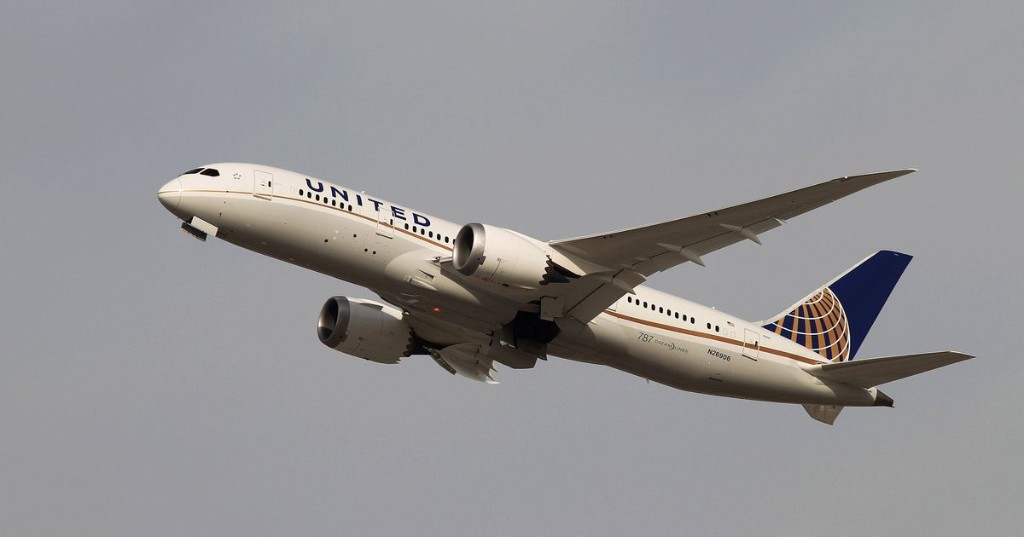 Chinese travellers are cutting up their United Mileage cards in anger