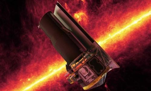 NASA To Shut Down Spitzer Space Telescope In 2020