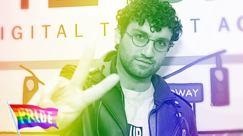 Meet Adam Eli, the gay activist who's changing the world through social media