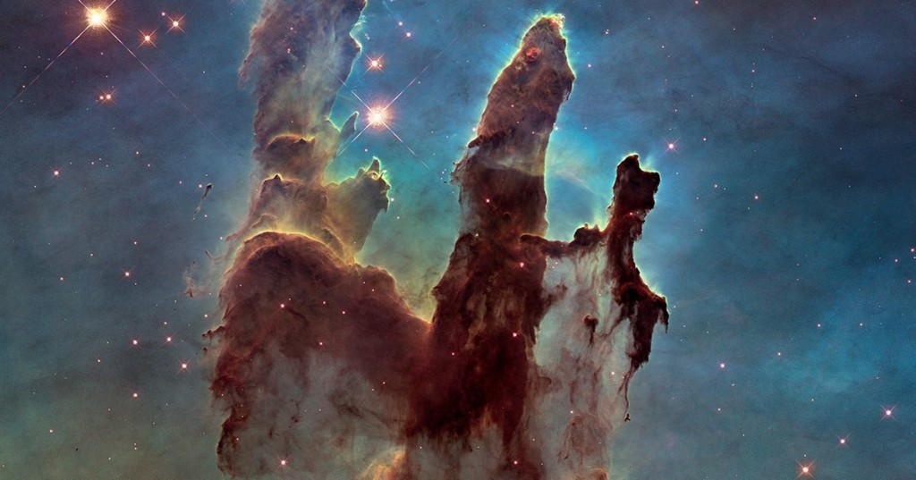 Celebrate Hubble Telescope's 30th anniversary with its gorgeous photos of the universe