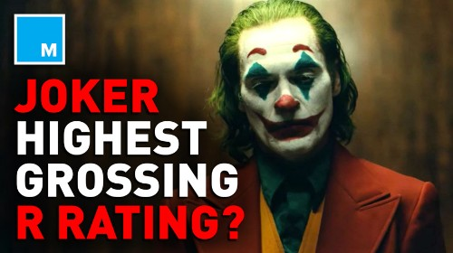 'Joker' On Track To Become Highest-Grossing R-Rated Film