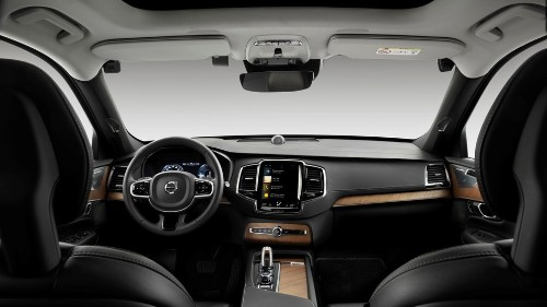 Volvo will be able to watch you drive and pull over if you seem distracted