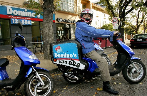 Domino's goes too far by adding GPS to the pizza tracker - Tech - Mashable SEA