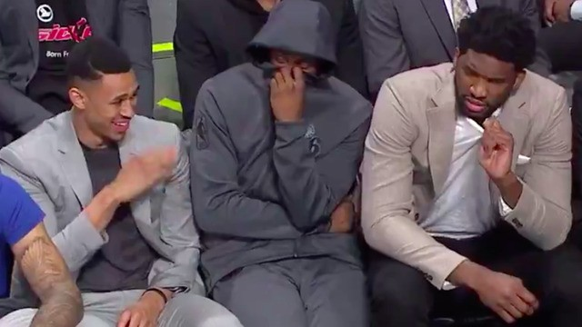 Late-game fart wreaks havoc on Philadelphia 76ers bench