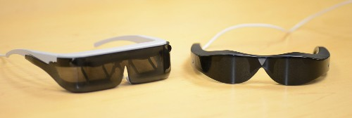 Smart Glasses Reveal What It's Like to Have Superpowers