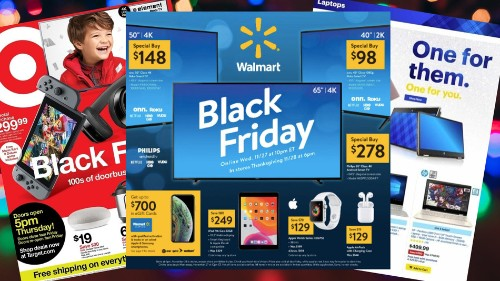 What to buy on Black Friday: Where to find deals on AirPods, Nintendo, Xbox, Instant Pot, and more