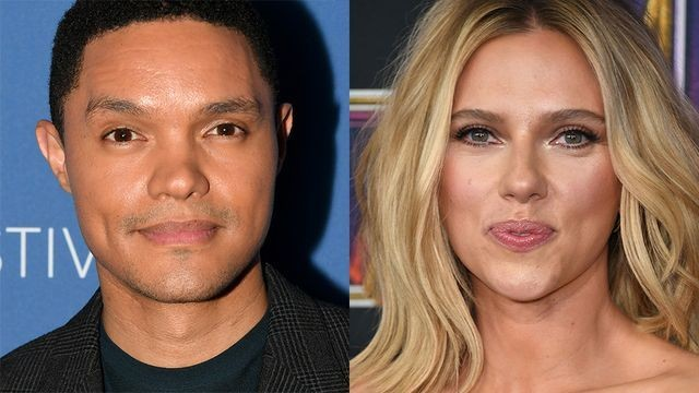Trevor Noah shares a thoughtful take on the Scarlett Johansson controversy