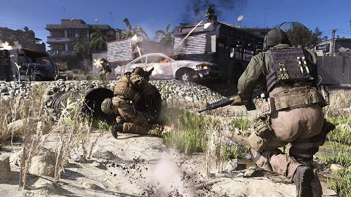 Pre-order 'Call of Duty: Modern Warfare' for just £34.99 on GAME