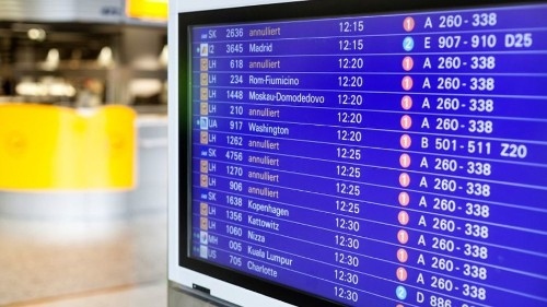 Track Flight Delays 3 Days in Advance With New Early-Alert System