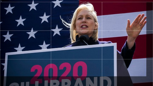 Gillibrand pledges to not use hacked information in 2020 campaign because this is the world we live in now