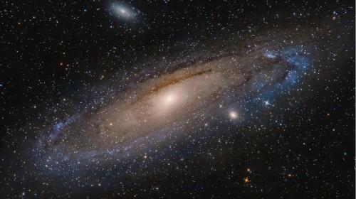 Researchers Claim Dark Matter Pulls Galaxies At Breakneck Speeds
