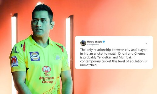 Chennai's Love For Dhoni Has Inspired A Dialogue About Cricketer-City Associations