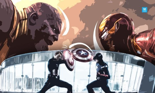 All The Marvel Combat Sequences Directed By The Russo Brothers Ranked