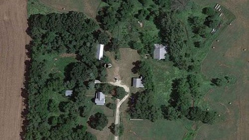600 million IP addresses are linked to this house in Kansas