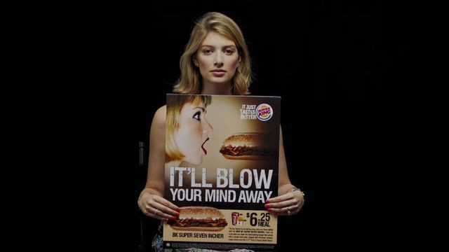 This video powerfully reminds the ad industry that women are not objects