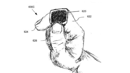 Apple Might Be Working On A New Smartwatch But For Your Finger, Patent Reveals
