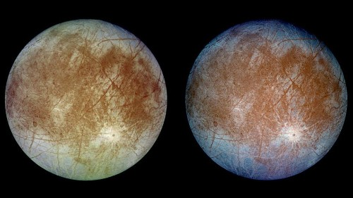 NASA Scientists Found Water Vapour On Jupiter's Moon Europa - Science
