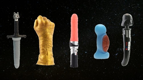 'Game of Thrones' inspired dildo sword and more geeky sex toys on sale