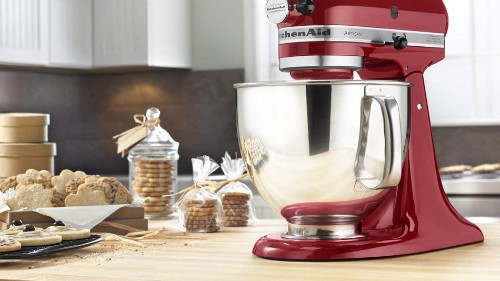 Happy Pi(e) Day: The KitchenAid Artisan 5-quart stand mixer is over $150 off at Amazon