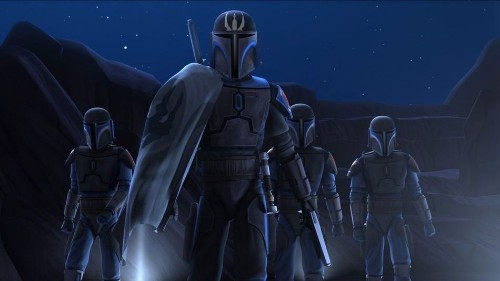 The Star Wars live-action TV show has a title
