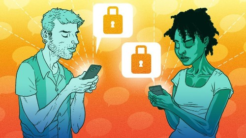 Keep your texts private in Trump's America (and everywhere else, too)